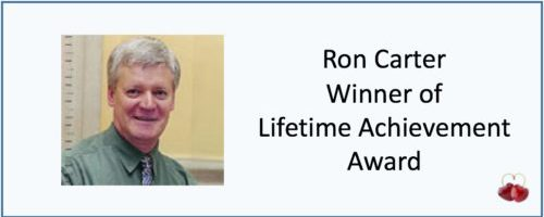 38 – Lifetime achievement award – Ron Carter